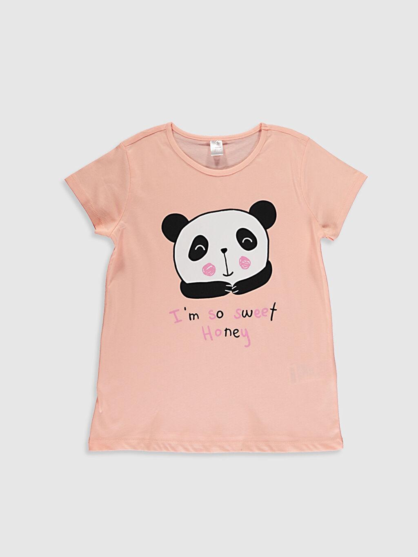 Kız Çocuk Kız Çocuk Pijama Takımı ve Kukla