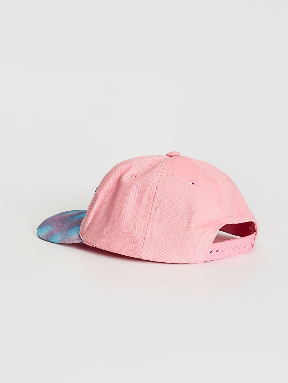 Kız Çocuk Kız Çocuk Nakış İşlemeli Şapka