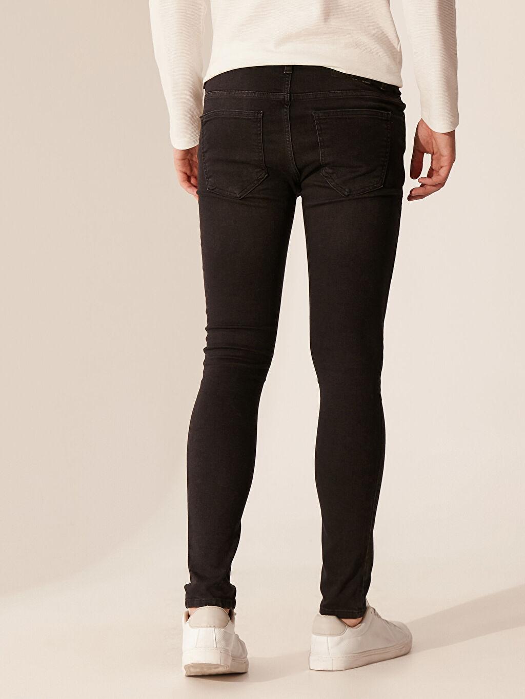%89 Pamuk %8 Polyester %3 Elastan 770 Super Skinny Fit Jean Pantolon