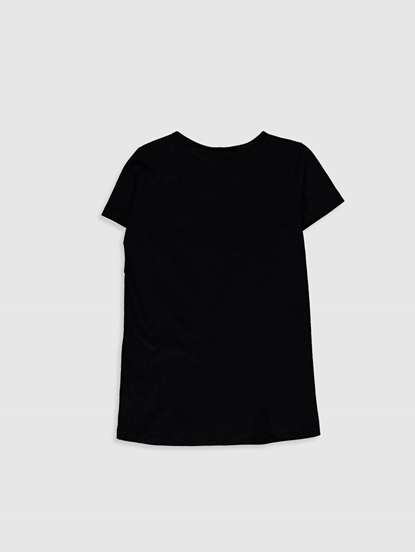Kız Çocuk Kız Çocuk Lol Bebek Baskılı Pamuklu Tişört