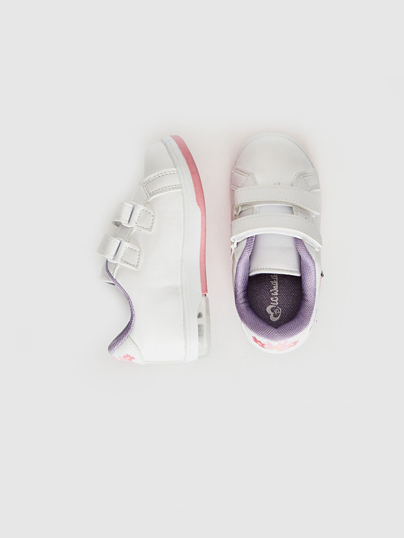 Kız Bebek Kız Bebek İşıklı Sneaker