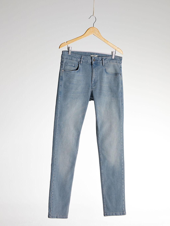 İndigo 750 Slim Fit Jean Pantolon 0SS348Z8 LC Waikiki