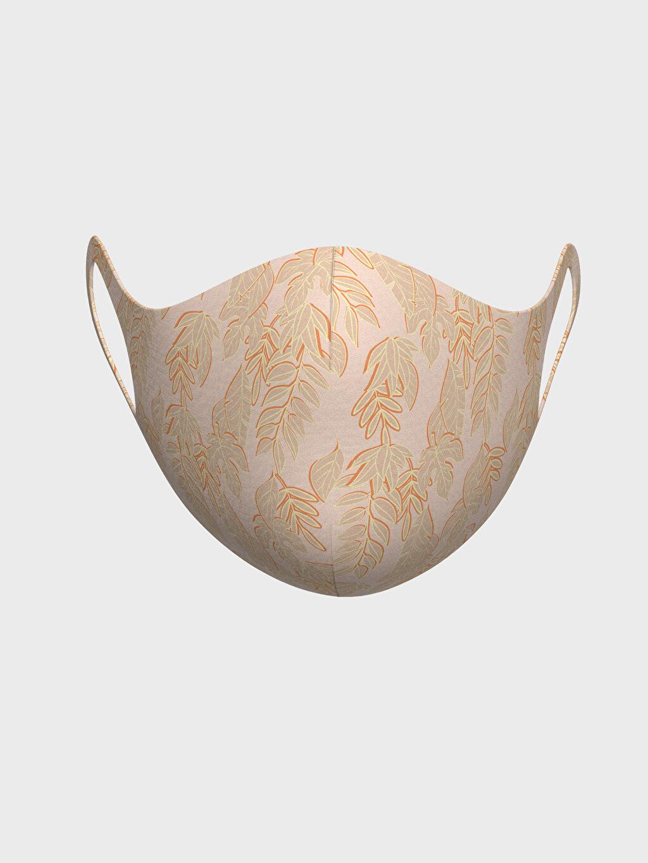 Çok Renkli Yıkanabilir Yüz Maskesi 0SAR48Z8 LC Waikiki