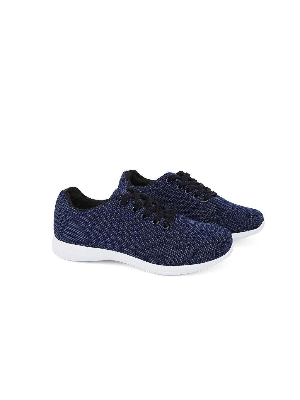 Siyah Letoon Kadın Günlük Ayakkabı 0SBL22Z8 LC Waikiki