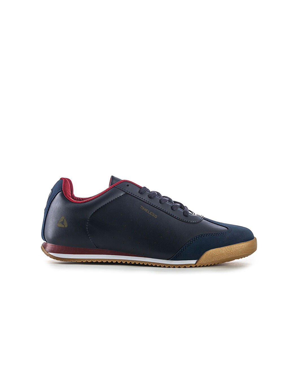 Siyah Letoon Erkek Günlük Ayakkabı 0SBL24Z8 LC Waikiki