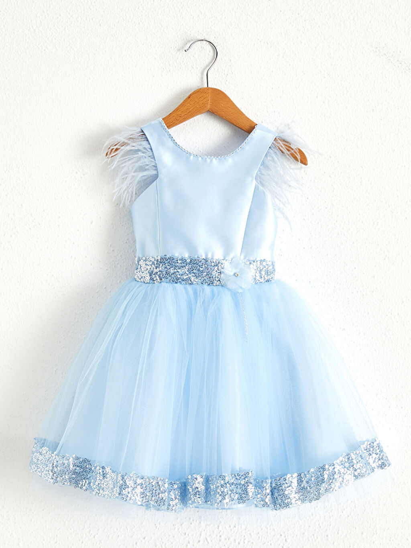 Mavi Daisy Girl Kız Çocuk Kostüm 0SBO82Z4 LC Waikiki