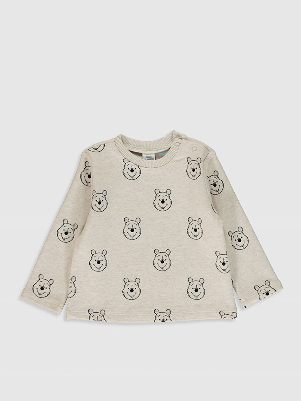 Сорочка для немовлят -0W1249Z1-HAY