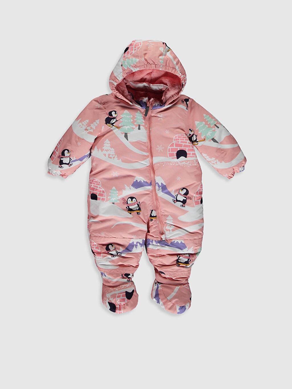 Комбінезон Для Немовлят Дівчаток З Принтом Астронавт -0W2237Z1-LT4