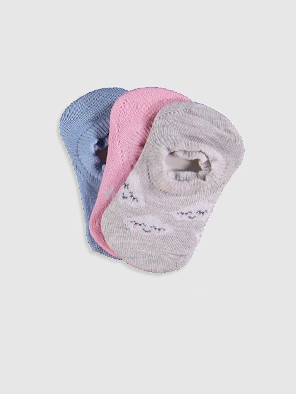 Короткие спортивные носки -0W2291Z1-K00