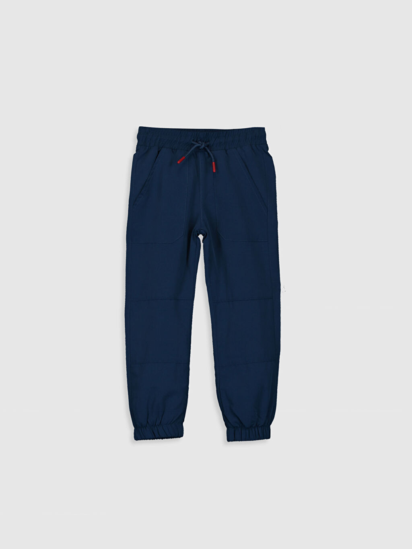 Lacivert Erkek Çocuk Jogger Pantolon 0W2748Z4 LC Waikiki