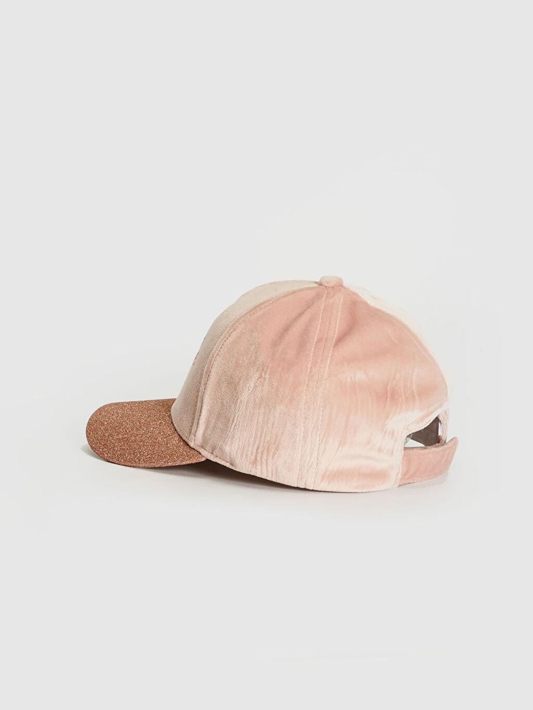 Kız Çocuk Kız Çocuk Nakışlı Şapka
