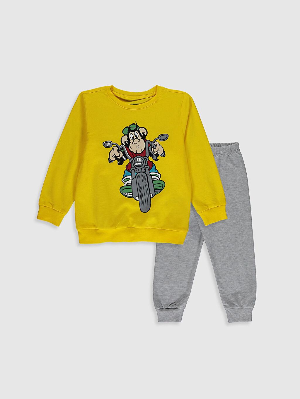 Пижама жиынтығы -0W6438Z4-G6R