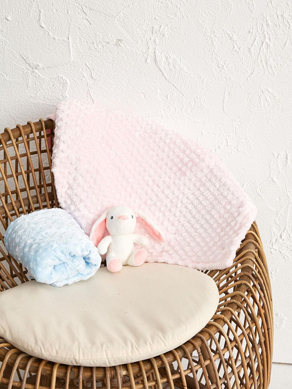 Kız Bebek Kız Bebek Battaniye
