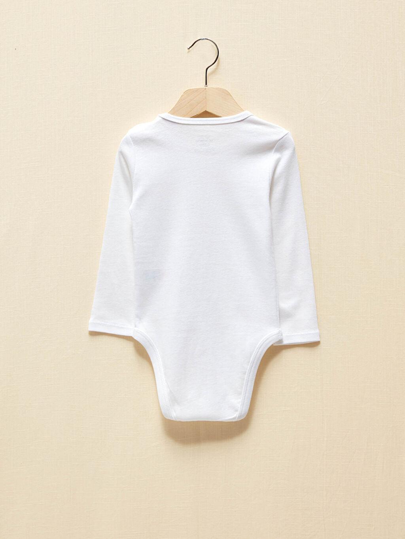 Kız Bebek Kız Bebek Çıtçıtlı Body 2'Li