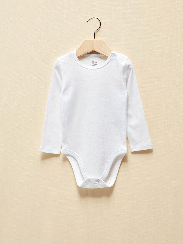 Kız Bebek Çıtçıtlı Body 2'Li