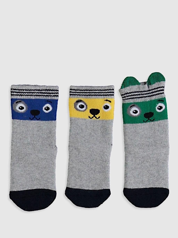 Короткие носки -0WH067Z1-CSF