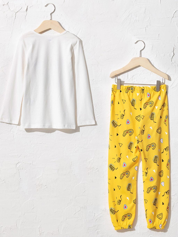 Пижама жиынтығы -0WH110Z4-FEU