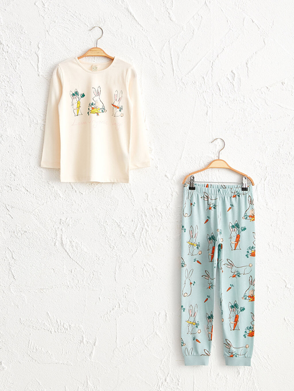 Пижамный комплект -0WH489Z4-FRC