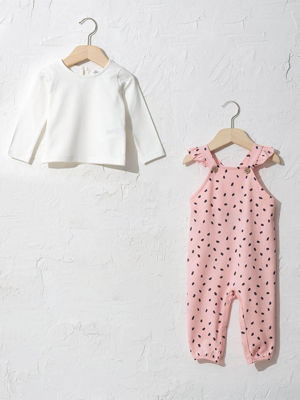 Kız Bebek Kız Bebek Takım 2'Li