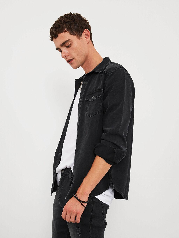 Xside Джинсова Куртка Slim Fit -0WCT47Z8-QCW