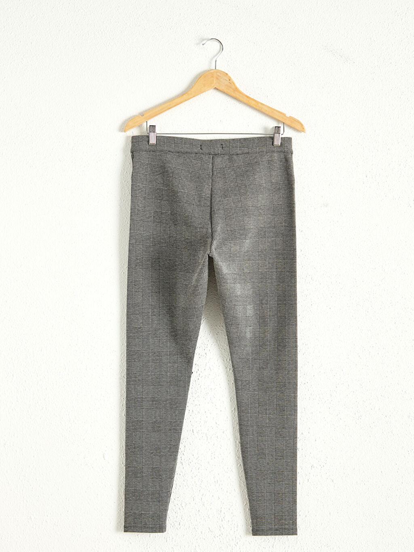 Kadın Bilek Boy Poliviskon Pantolon