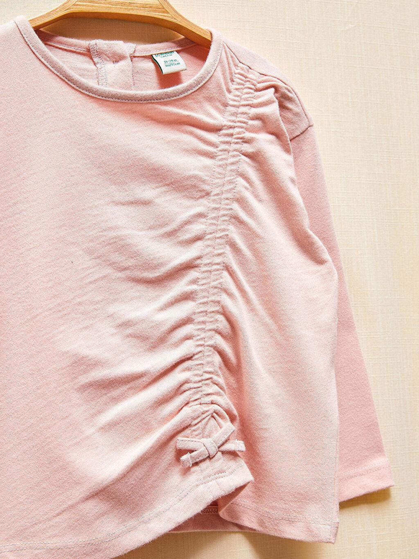 Kız Bebek Kız Bebek Organik Tişört