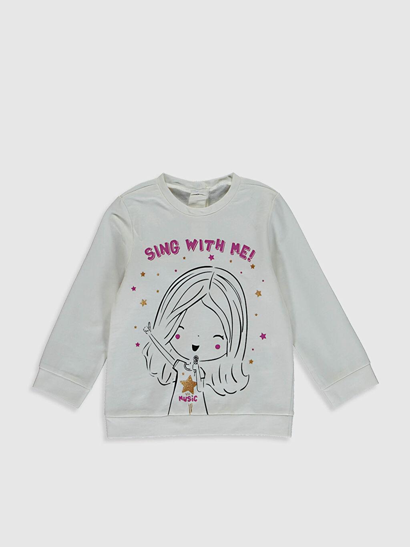 Kız Bebek Kız Bebek Sweatshirt Ve Tayt