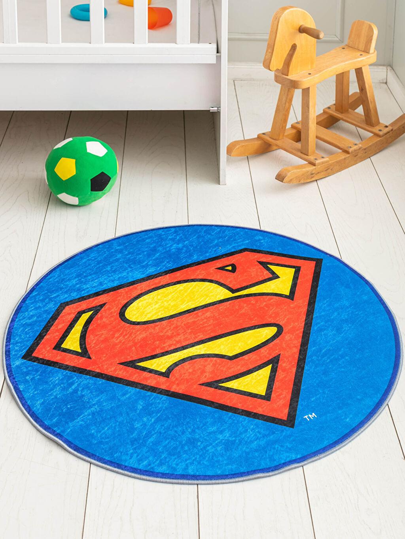 Çok Renkli Superman Baskılı Halı 0WFQ31Z4 LC Waikiki