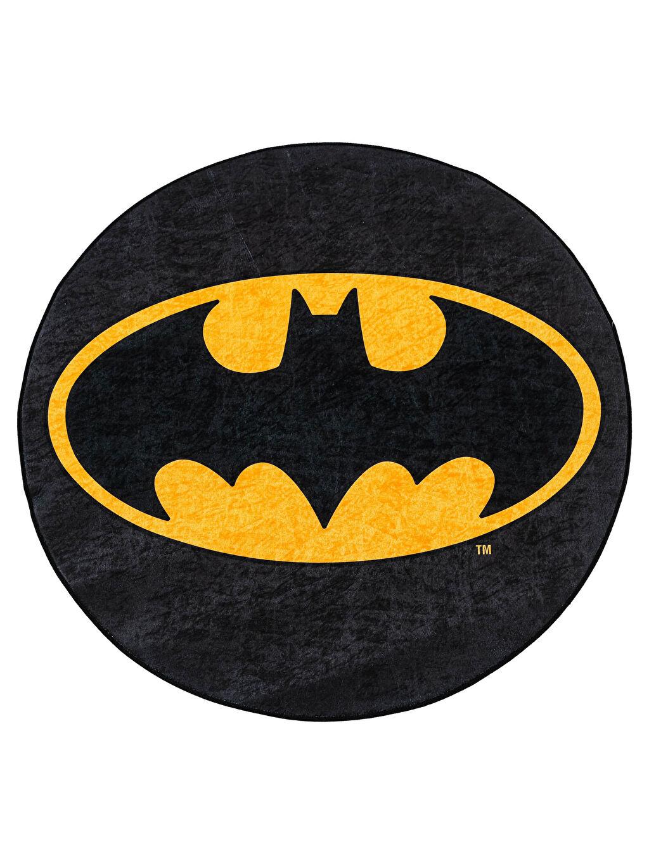 %100 Polyester Halı Baskılı Batman Batman Baskılı Halı