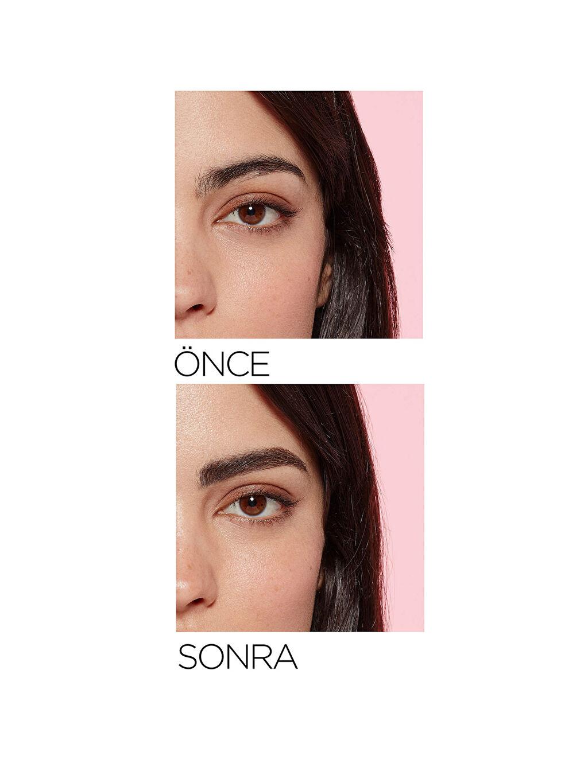 Kadın L'oréal Paris Brow Artist Plump&Set Şeffaf Kaş Sabitleyici Maskara - Transparan