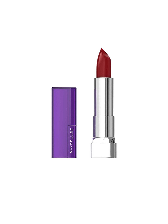 Kozmetik Maybelline New York Color Sensational Ruj - 411 Plum Rule Bordo