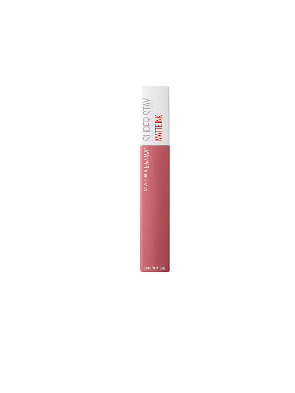 Kozmetik Maybelline New York Super Stay Matte İnk Likit Mat Ruj - 155 Savant - Nude/Pembe