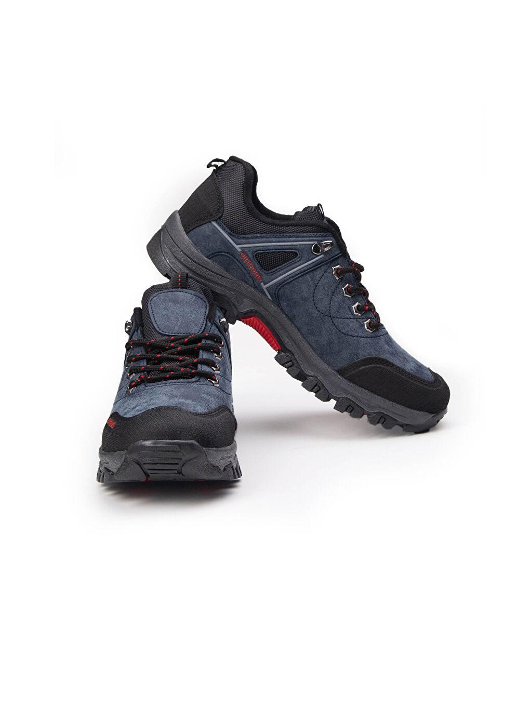 Lacivert Letoon Erkek Bağcıklı Trekking Ayakkabı 0WHB84Z8 LC Waikiki
