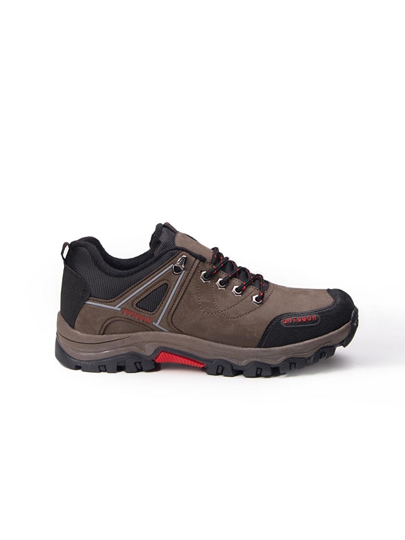 Bej Letoon Erkek Bağcıklı Trekking Ayakkabı 0WHB84Z8 LC Waikiki