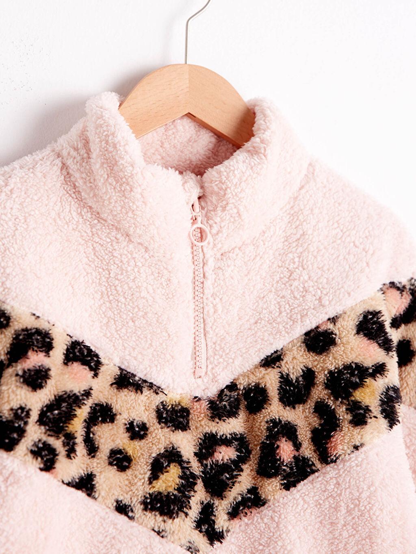 Kız Çocuk Kız Çocuk Pelüş Sweatshirt