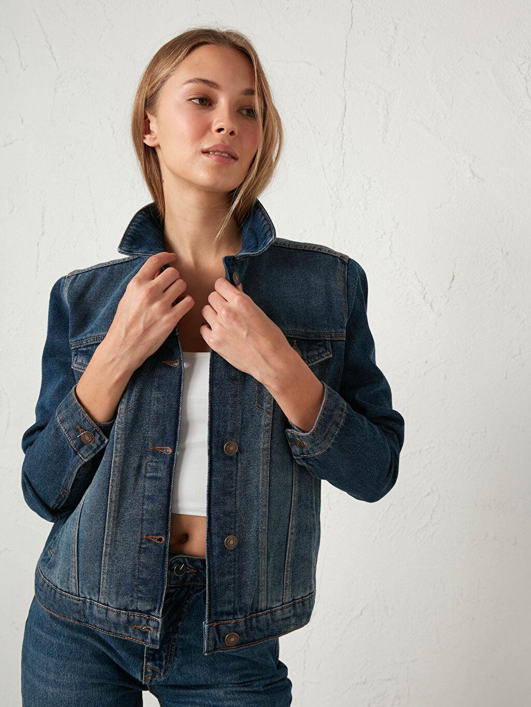Джинсова куртка -S13203Z8-507