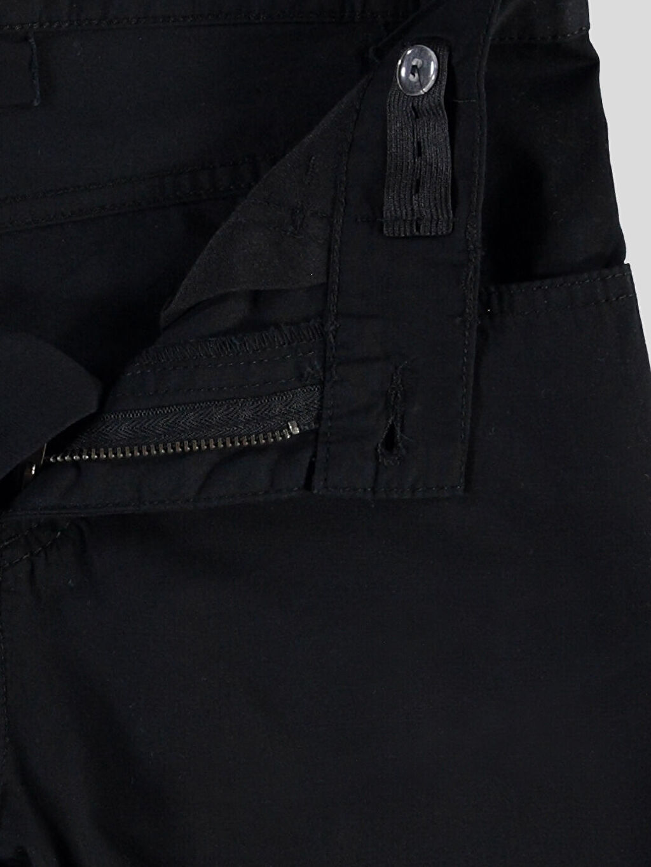 Erkek Siyah Normal LCW Young Pantolon