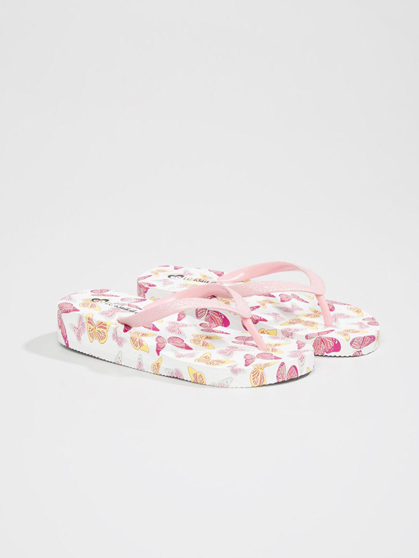 Diğer malzeme (termoplastik) Diğer malzeme (eva) Terlik ve Sandalet Beyaz Parmak Arası Terlik