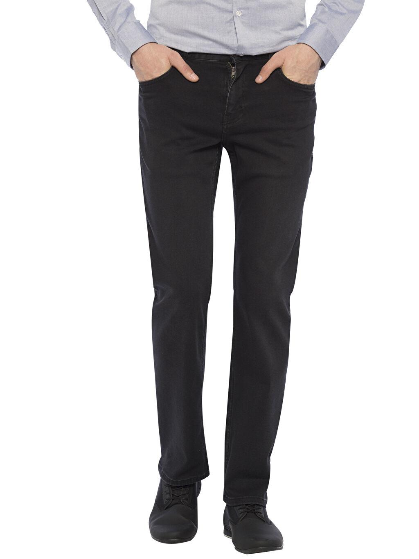 Siyah Siyah Normal Jean 6KK213Z8 LC Waikiki