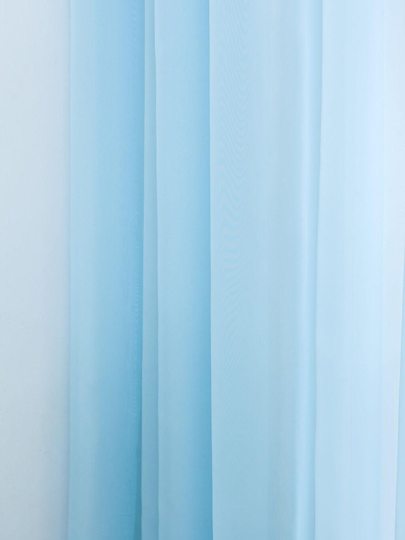 %100 Polyester Çocuk Aksesuar Mavi Erkek Çocuk Perde