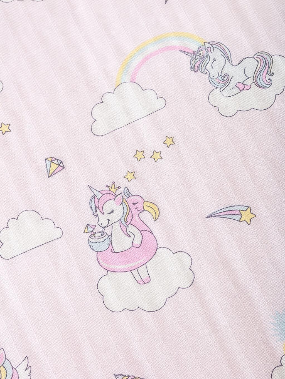Kız Bebek Battaniye