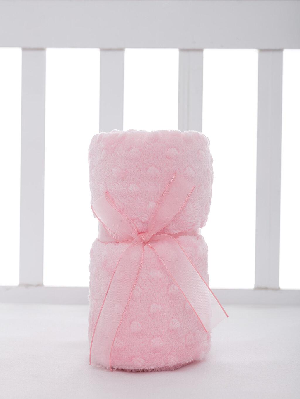 %100 Polyester Well Soft Nohut Bebek Battaniyesi
