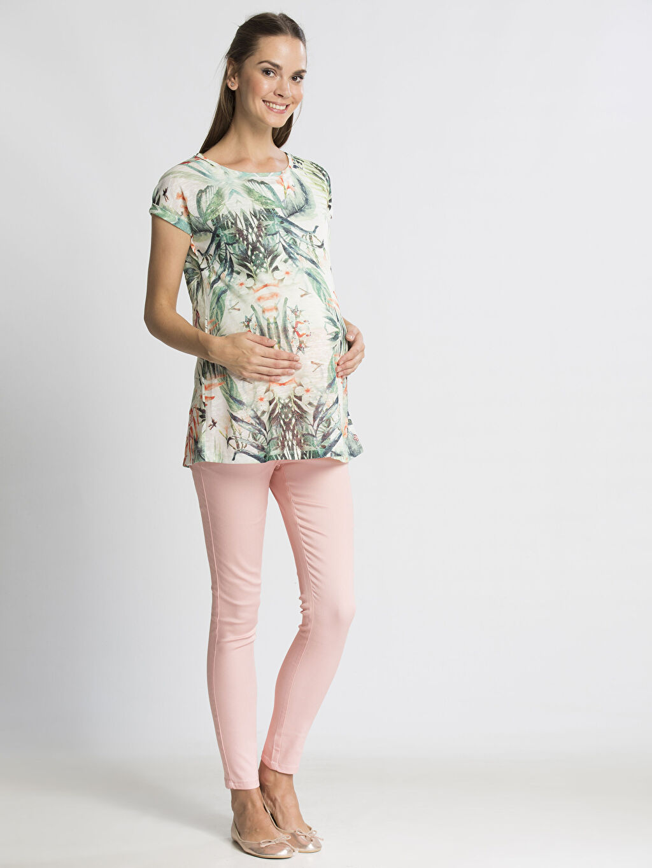 Kadın Super Skinny Hamile Pantolon