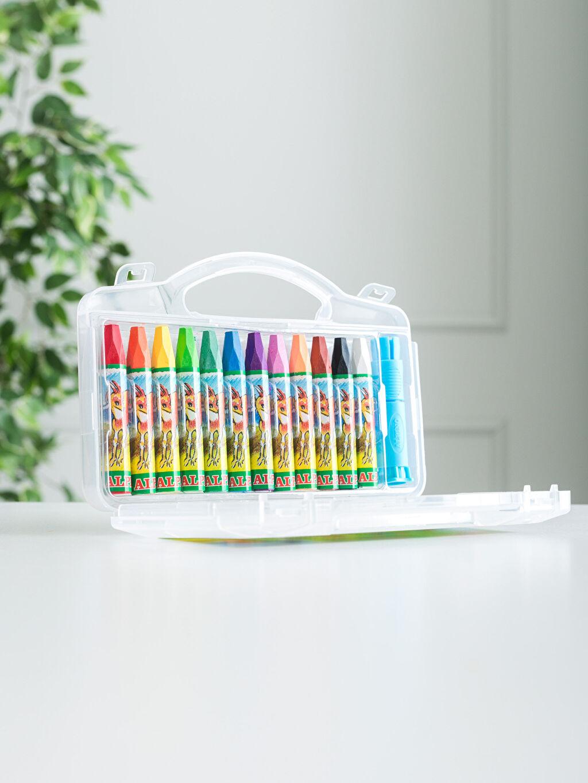 Çok Renkli Kutulu Pastel Boya Seti 9SO061Z4 LC Waikiki