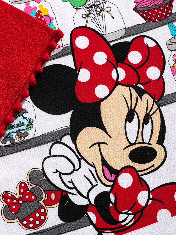 Minnie Mouse Lisanslı Kurulama Bezi 2'li