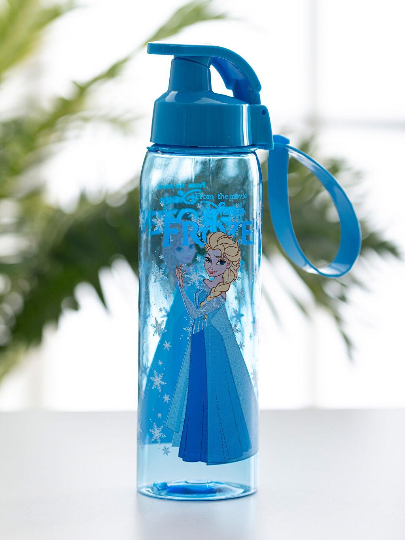 Mavi Frozen Elsa Şeffaf Suluk 9WS952Z4 LC Waikiki
