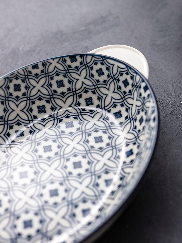 Porselen Servis Tabağı