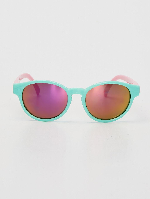 Yeşil Kız Çocuk Güneş Gözlüğü 7YE226Z4 LC Waikiki