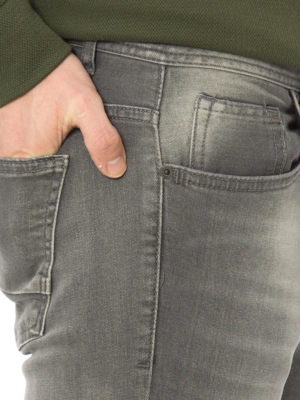 %99 Pamuk %1 Elastan Slim Jean Pantolon