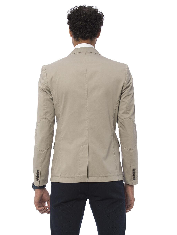 %100 Pamuk %100 Pamuk Standart Diğer Düz Blazer Ceket Gri Blazer Ceket